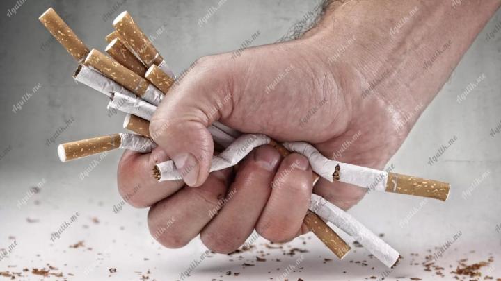 Курил бросил. Как бросить курить