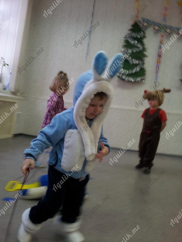 Мастерим новогодний костюм мальчику своими руками