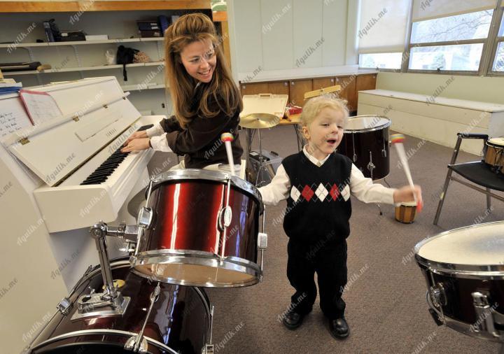Музыкальная терапия для детей