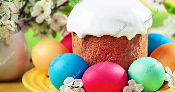 Как выбирать яйца и куличи к Пасхе?
