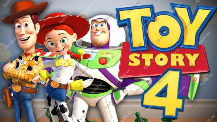 История игрушек 4