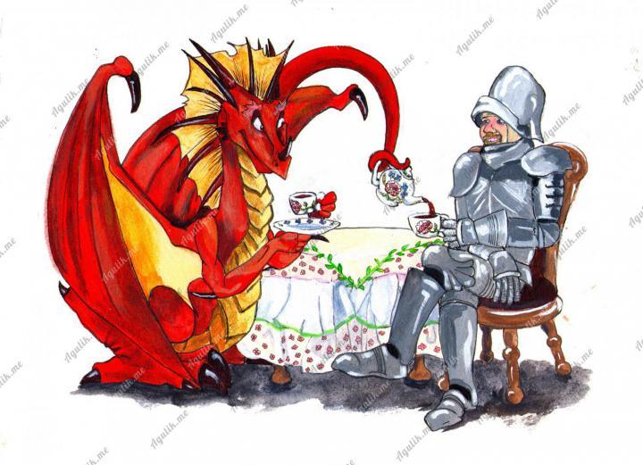 Притча о рыцаре